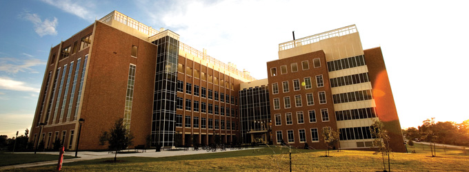 The Cancer and Genetics Research Complex